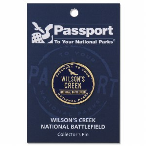 Wilson's Creek Passport Pin