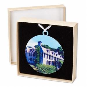 Peacefield 1783 Ornament
