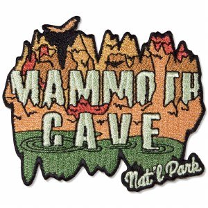 Mammoth Cave National Park Patch