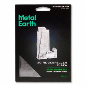 Rockefeller Building Model