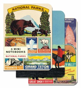 National Park Notebook Set