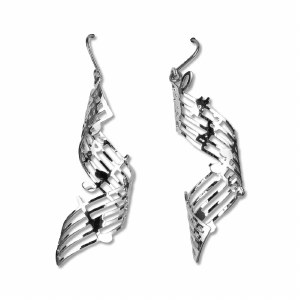 My Country Tis of Thee Earrings