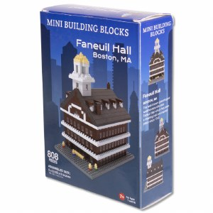 Faneuil Hall Mini Blocks