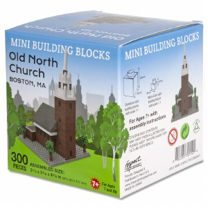 Old North Church Mini Blocks