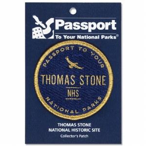 Thomas Stone Passport Patch