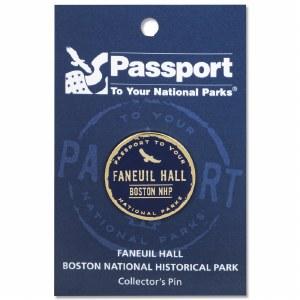 Faneuil Hall Passport Pin