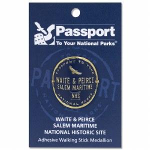 Waite & Pierce Passport Hiking Medallion
