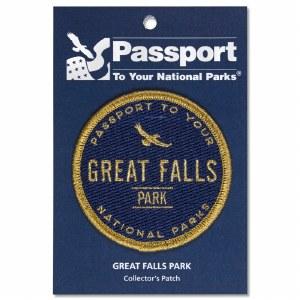 Great Falls Passport Patch
