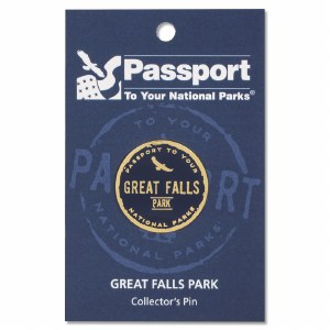 Great Falls Passport Pin