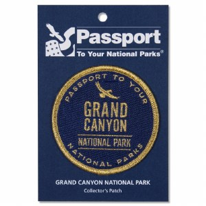 Grand Canyon Passport Patch