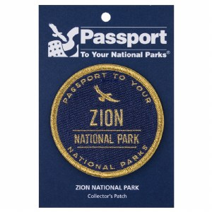 Zion Passport Patch