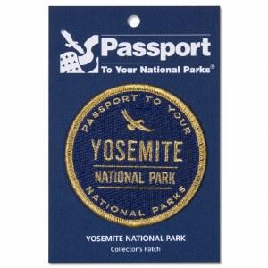 Yosemite Passport Patch