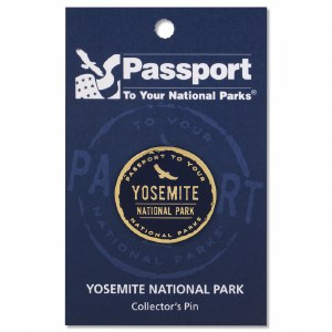 Passport Pin Yosemite