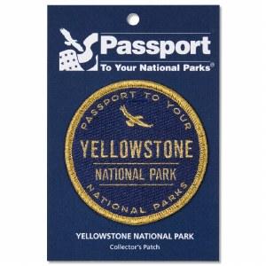 Yellowstone Passport Patch