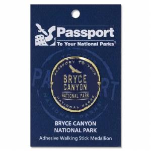 Bryce Canyon Passport Hiking Medallion