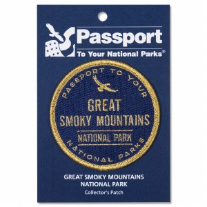 Great Smoky Mountains Passport Patch