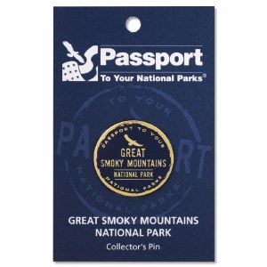 Passport Pin Great Smoky Mountains
