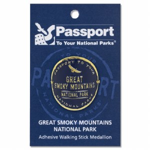 Great Smoky Mountains Passport Hiking Medallion
