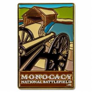 Monocacy National Battlefield Lapel Pin