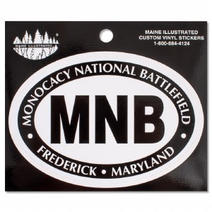 Monocacy National Battlefield Decal