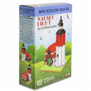 Nauset Lighthouse Mini Blocks