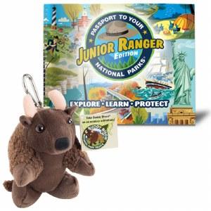 Junior Ranger Passport & Buddy Bison