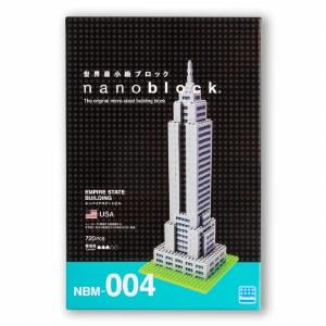 Empire State Building Nano Mini Blocks