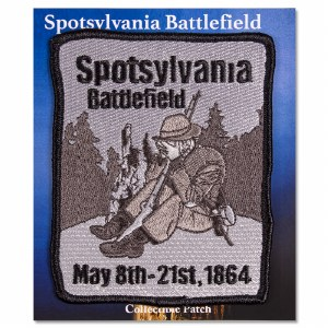 Spotsylvania Battlefield Patch