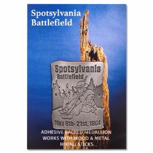 Spotsylvania Battlefield Hiking Medallion