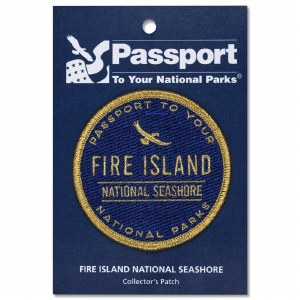 Fire Island Passport Patch