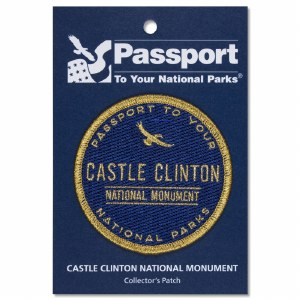 Castle Clinton Passport Patch