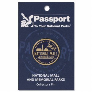 National Mall and Memorial Parks Passport Pin