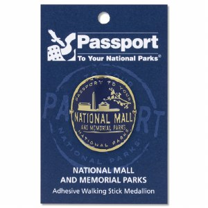 National Mall & Memorial Parks Hiking Medallion