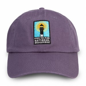 Fire Island Purple Hat