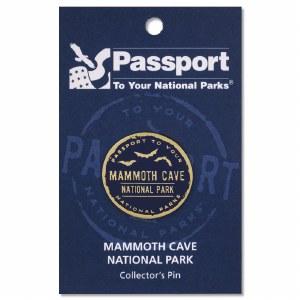 Mammoth Cave Passport Pin