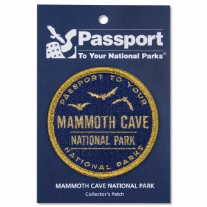Mammoth Cave Passport Patch