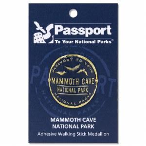 Mammoth Cave Passport Hiking Medallion