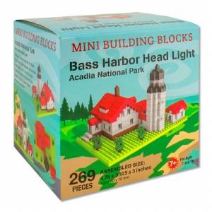 Bass Harbor Head Light Mini Blocks
