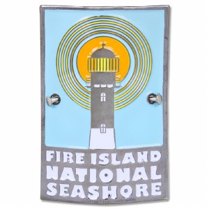 Fire Island Hiking Medallion