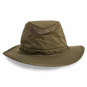 Outdoors Olive Mesh Hat