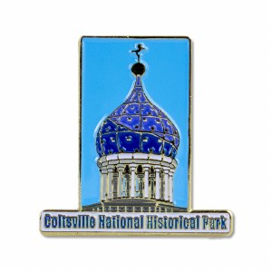 Coltsville National Historical Park Lapel Pin