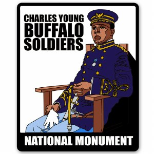 Charles Young Patch