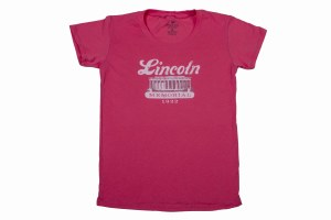 Lincoln Memorial Ladies T-Shirt