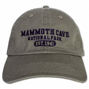 Olive Mammoth Cave Cap