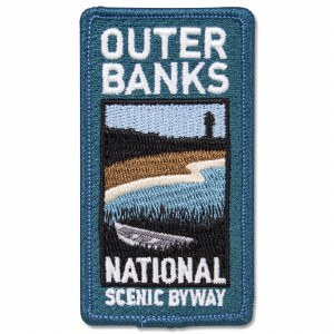 Outer Banks Byway Patch
