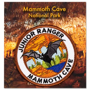 Mammoth Cave Junior Ranger Patch