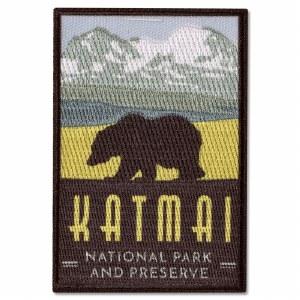 Katmai Trailblazer Patch