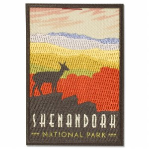 Shenandoah Trailblazer Patch