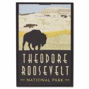 Theodore Roosevelt Trailblazer Patch