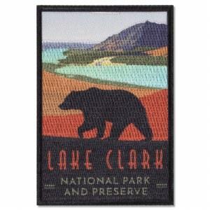 Lake Clark Trailblazer Patch